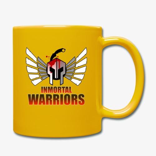 The Inmortal Warriors Team - Full Colour Mug