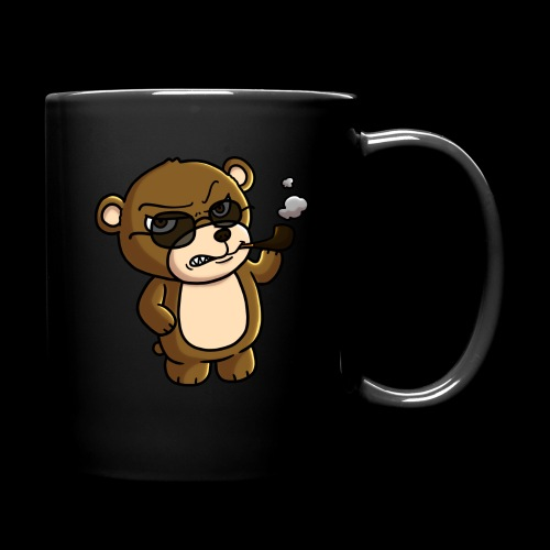 AngryTeddy - Full Colour Mug