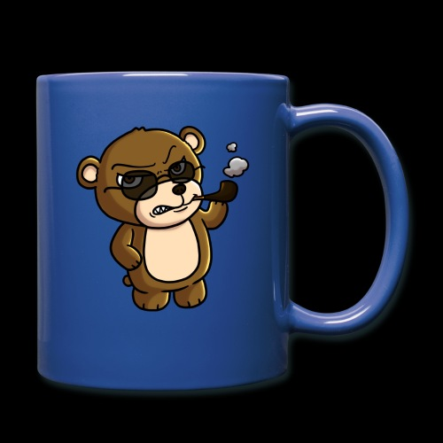 AngryTeddy - Full Colour Mug