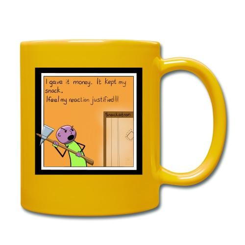 Snack Attack - Full Colour Mug