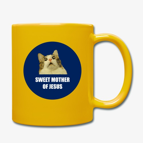 SWEETMOTHEROFJESUS - Full Colour Mug