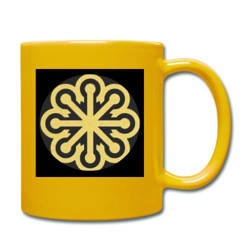 BGLogoGOLD - Full Colour Mug