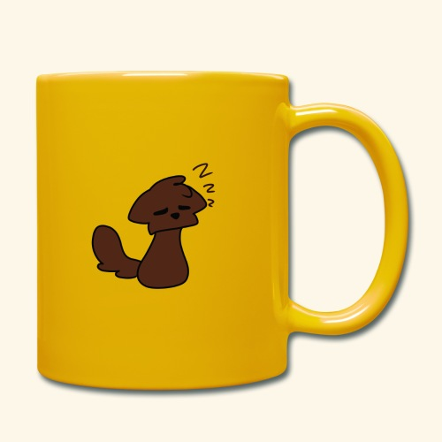 Coffee animal - Yksivärinen muki