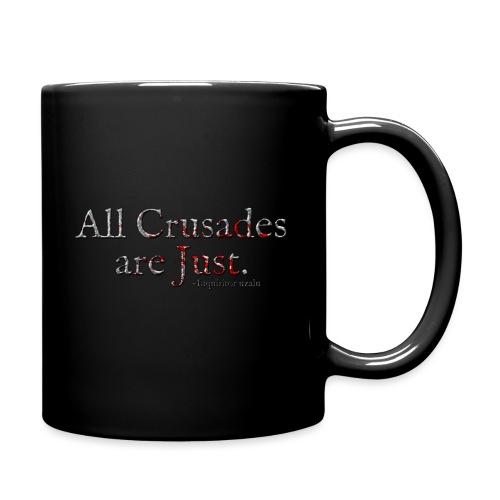 All Crusades Are Just. Alt.1 - Full Colour Mug
