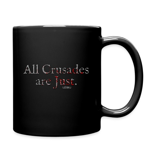 All Crusades Are Just. - Full Colour Mug