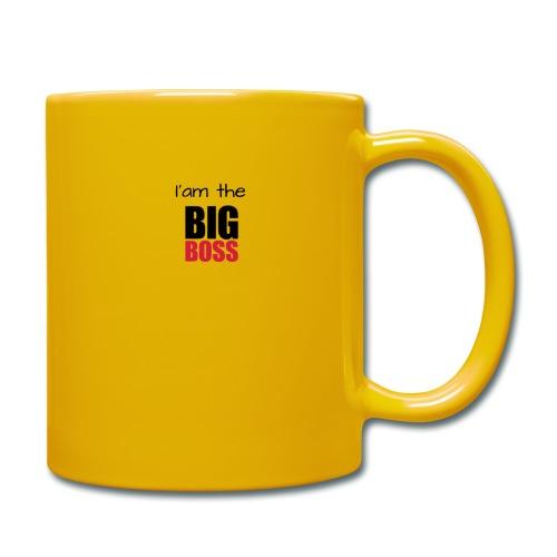 I am the big boss - Mug uni