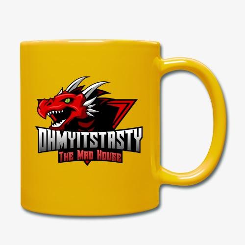 OhMyItsTasty MAD HOUSE logo - Full Colour Mug
