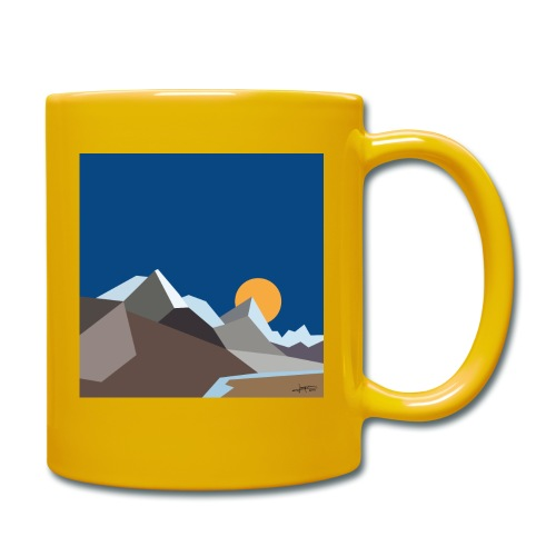 Himalayas - Full Colour Mug