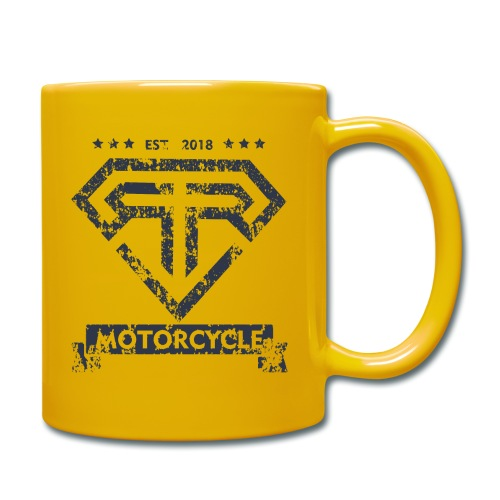 RR Motorcycle - Tazza monocolore