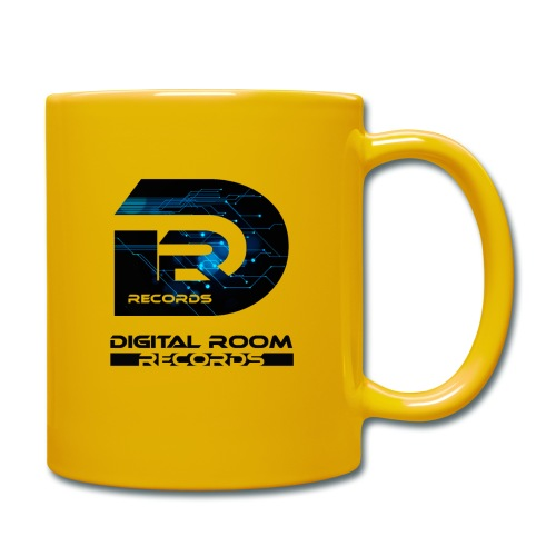 Digital Room Records Official Logo effect - Full Colour Mug