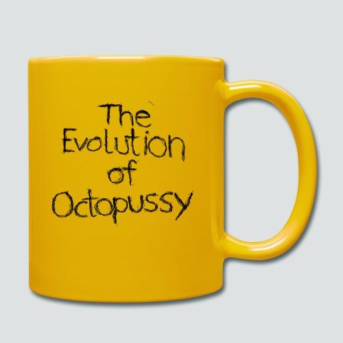 Evoctopussy png - Tasse einfarbig