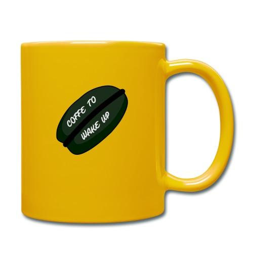 Coffee to wake up - Mok uni