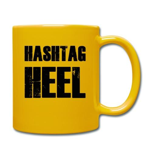 hashtagheel - Full Colour Mug
