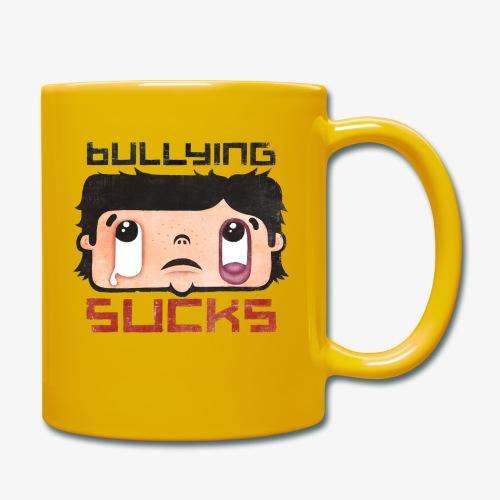 Bullying sucks - Yksivärinen muki