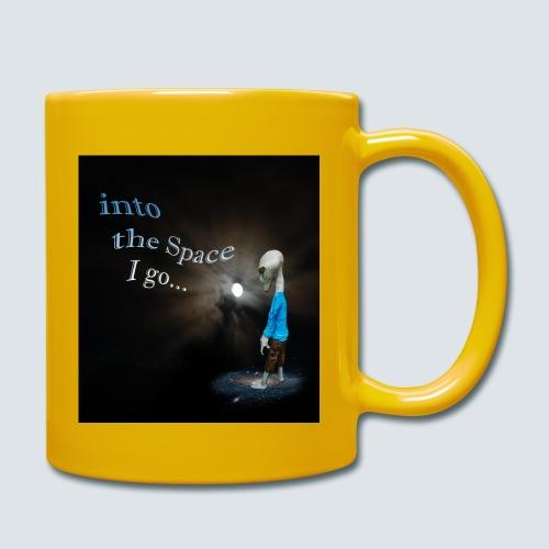 into the space - Mug uni