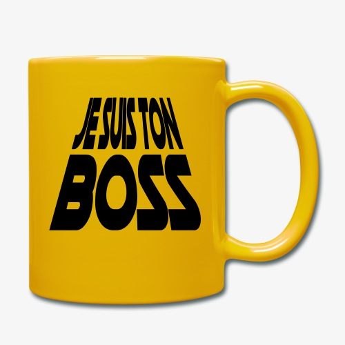 Dark Boss - Mug uni