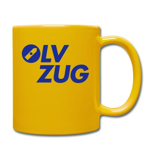 OLV_Zug_Logo_2_Z_ohneRand - Tasse einfarbig