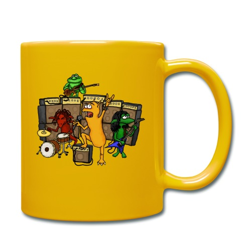 Kobold Metal Band - Full Colour Mug
