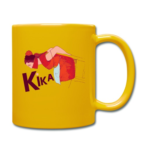 kika-png - Full Colour Mug