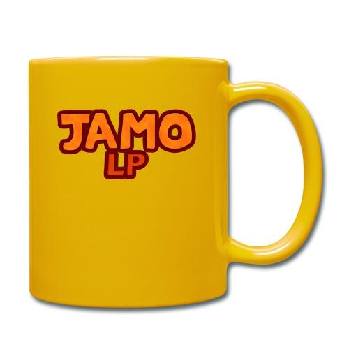 JAMOLP Logo Mug - Ensfarvet krus