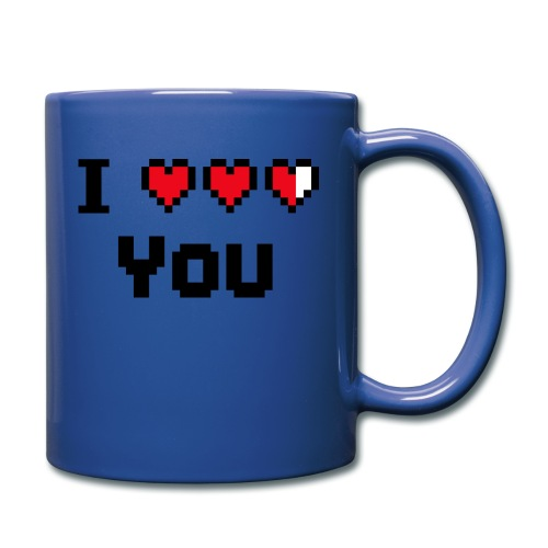 I pixelhearts you - Mok uni