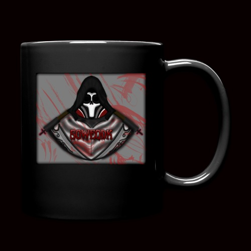 SoWeQDK Reaper ! - Ensfarvet krus