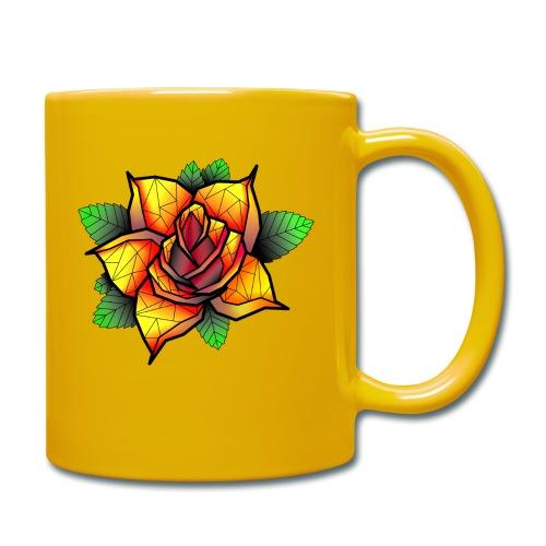 rose - Mug uni