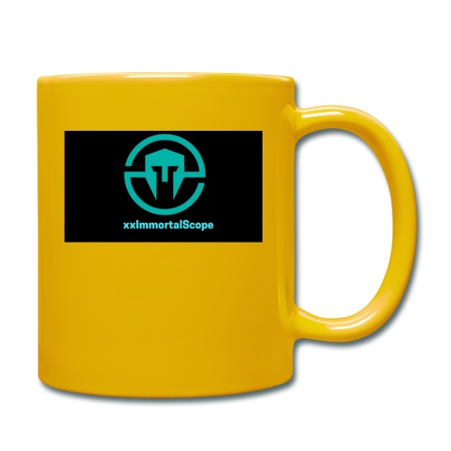 xxImmortalScope throwback - Full Colour Mug