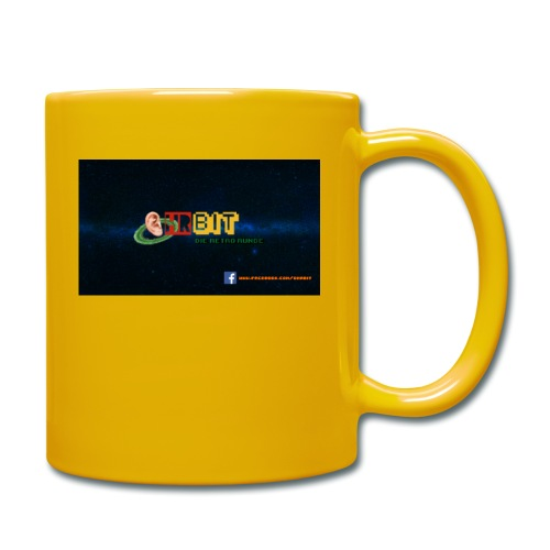 OhrBit Logo - Tasse einfarbig