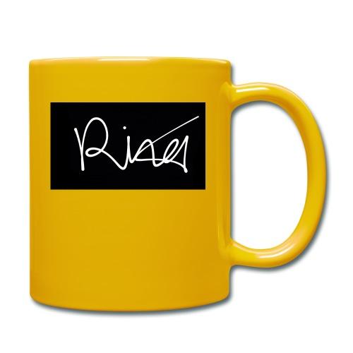 Autogramm - Tasse einfarbig