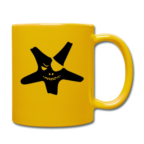 Starfish - Tasse einfarbig
