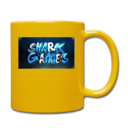 SharkGames - Tazza monocolore