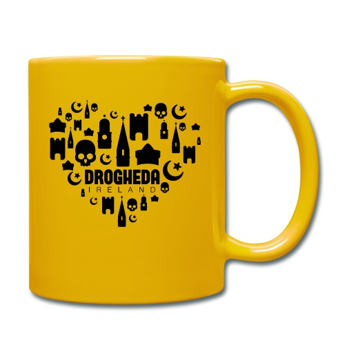 Drogheda Black - Full Colour Mug