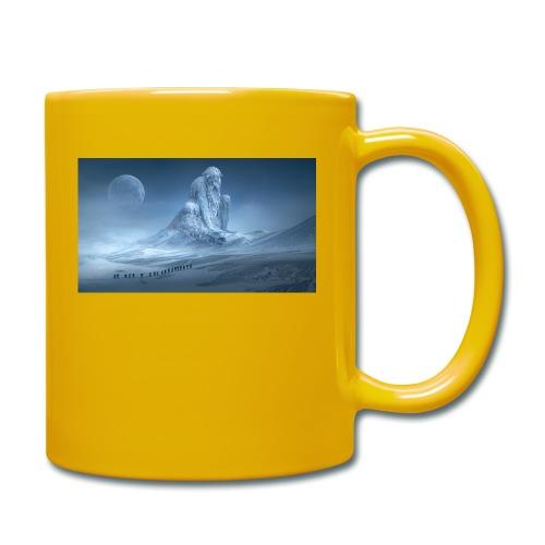 Glacier fantaisie - Mug uni