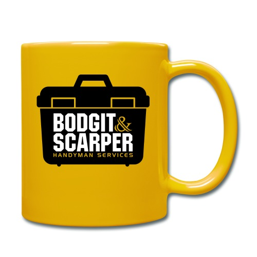 Bodgit & Scarper - Full Colour Mug