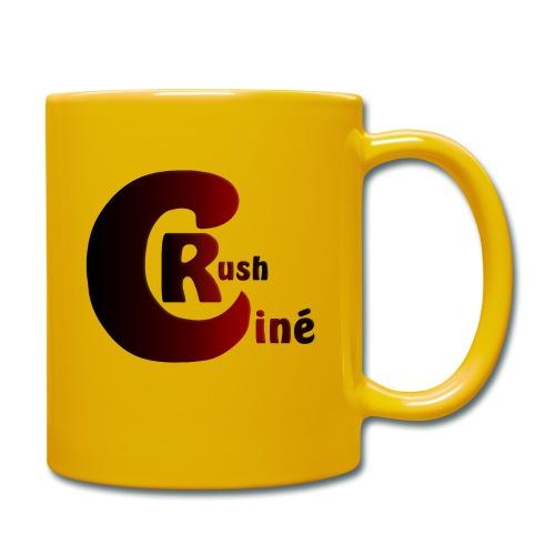 Logo Ciné Rush - Mug uni