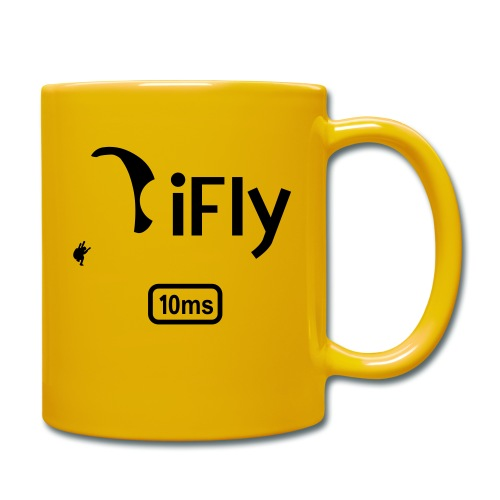 Paragliding iFly 10ms - Full Colour Mug