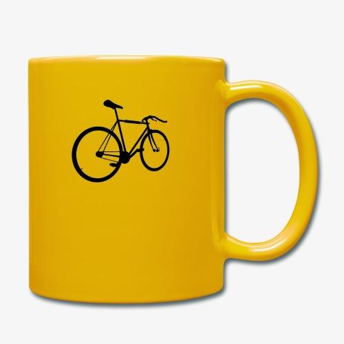 Bike - Ensfarget kopp