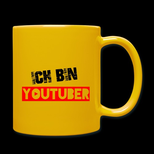 Youtube Youtuber Influencer Vlogger Gamer - Tasse einfarbig