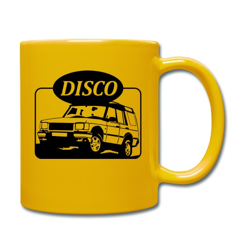 Landie Disco - Autonaut.com - Full Colour Mug