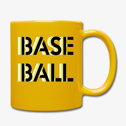 Baseball relief - Mug uni