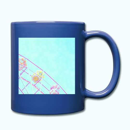Fairy pastel watercolor - Full Colour Mug