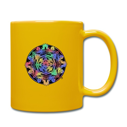 Mandala Colorful - Mug uni