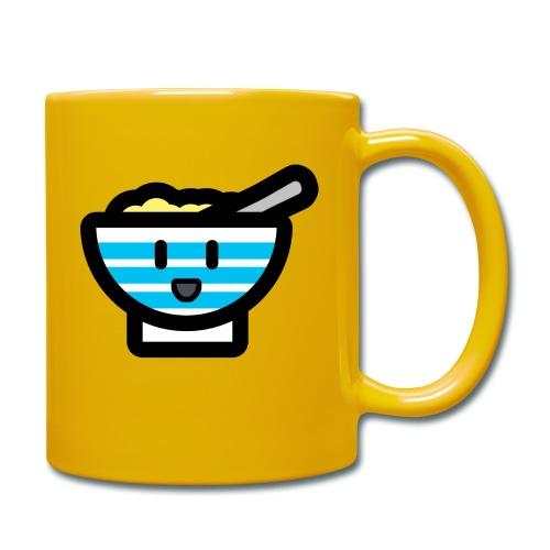 Cute Breakfast Bowl - Full Colour Mug