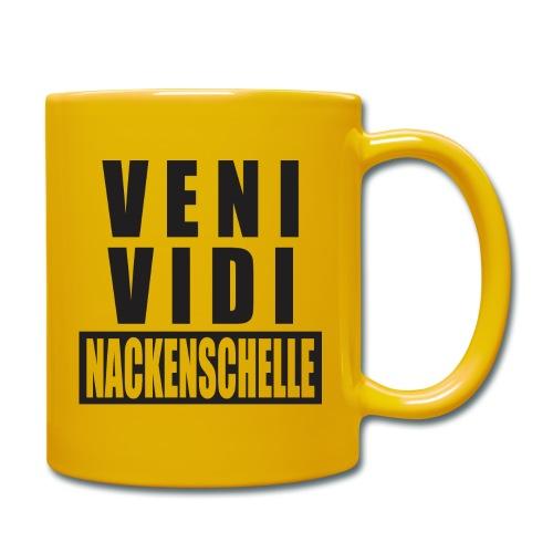 Veni Vidi - Tasse einfarbig