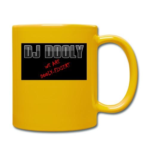 Dooly 01 - Tasse einfarbig