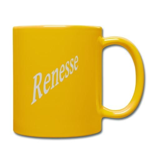 Renesse - Tasse einfarbig