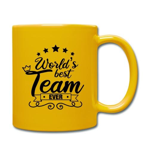 World's best team ever / Meilleure équipe du monde - Mug uni
