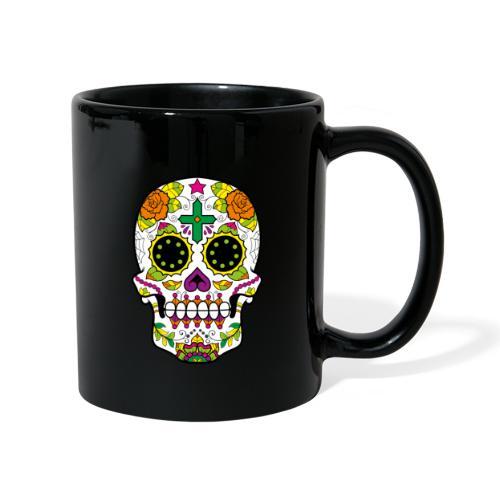 skull4 - Tazza monocolore