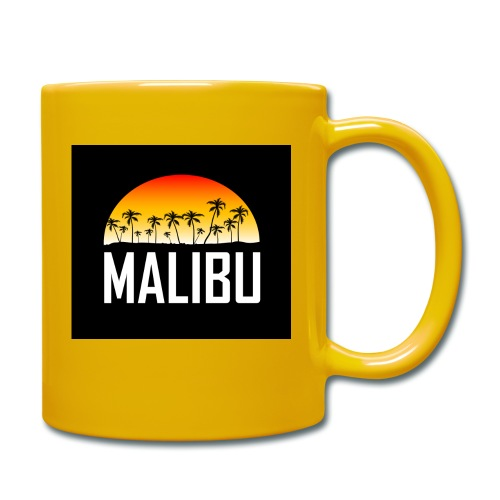 Malibu Nights - Full Colour Mug